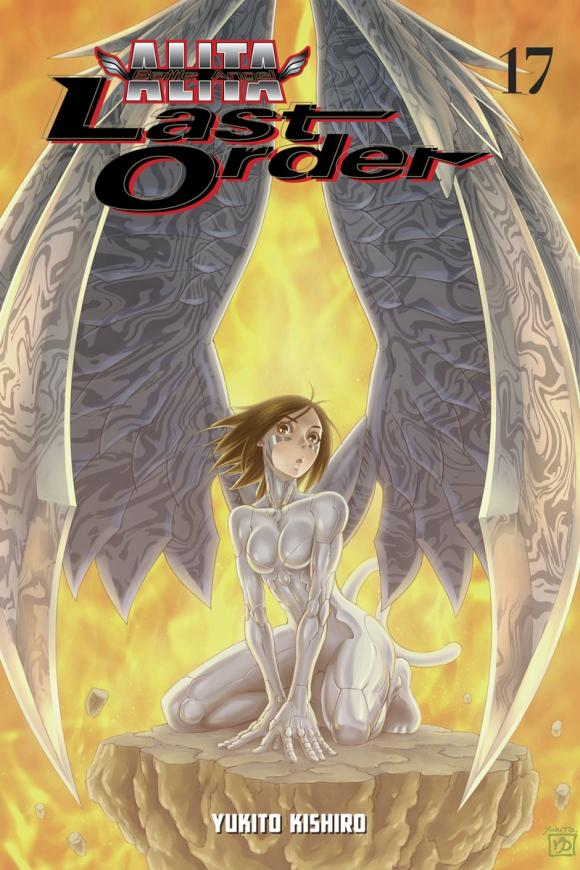 Battle Angel Alita: Last Order 17