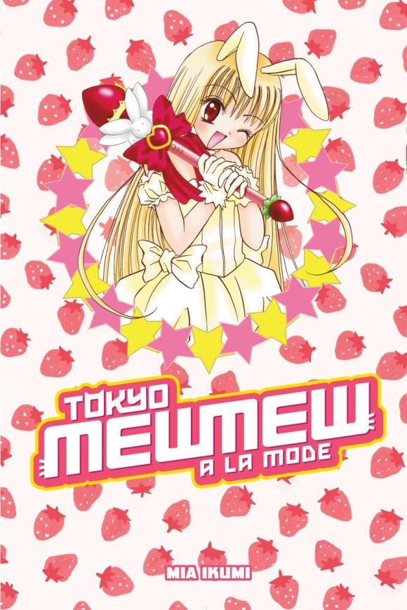 Tokyo Mew Mew a la Mode Omnibus a nation 2017 tokyo sunday