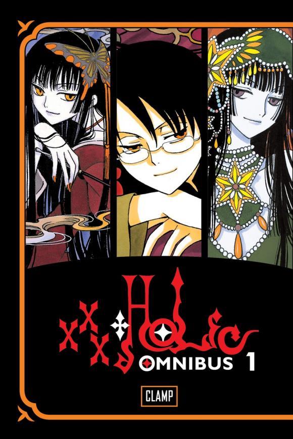 xxxHOLiC Omnibus 1 orion omnibus