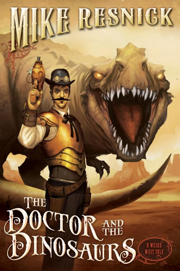 The Doctor and the Dinosaurs the cajun doctor