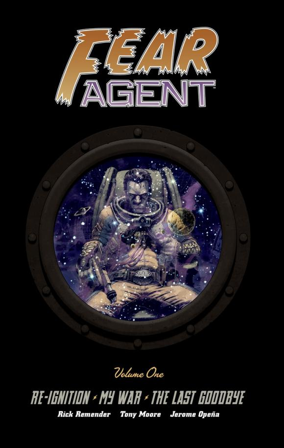 Fear Agent Library Edition Volume 1 screammmm volume 1