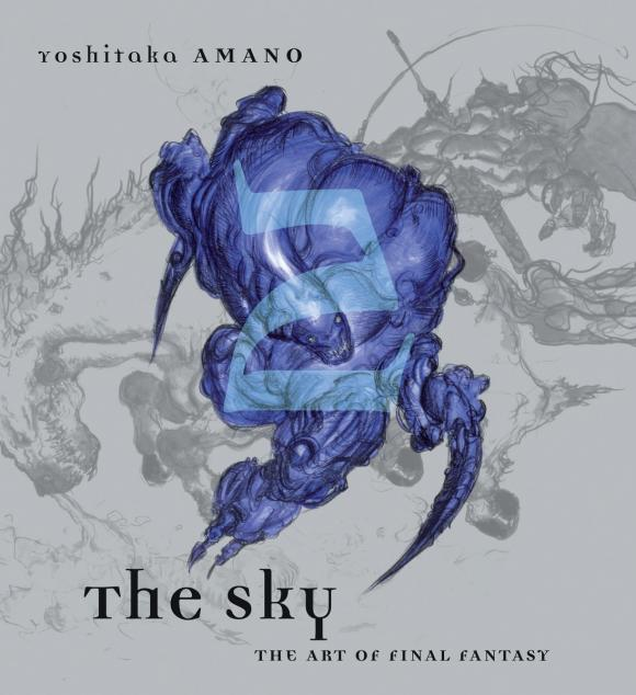 The Sky: The Art of Final Fantasy Book 2 dickins r the children s book of art