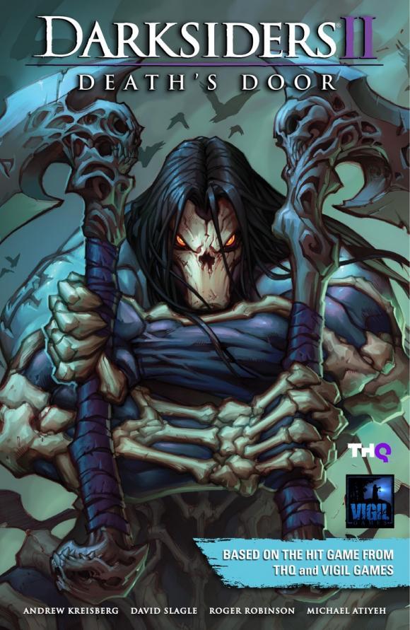 Darksiders II: Death's Door darksiders the abomination vault