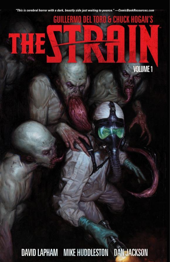 The Strain Volume 1 batgirl volume 1 the darkest reflection