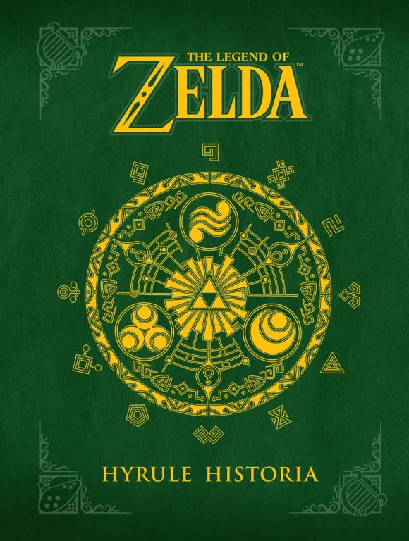 The Legend of Zelda: Hyrule Historia the dark horse book of horror