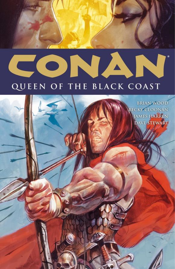 Conan Volume 13: Queen of the Black Coast knights of sidonia volume 6