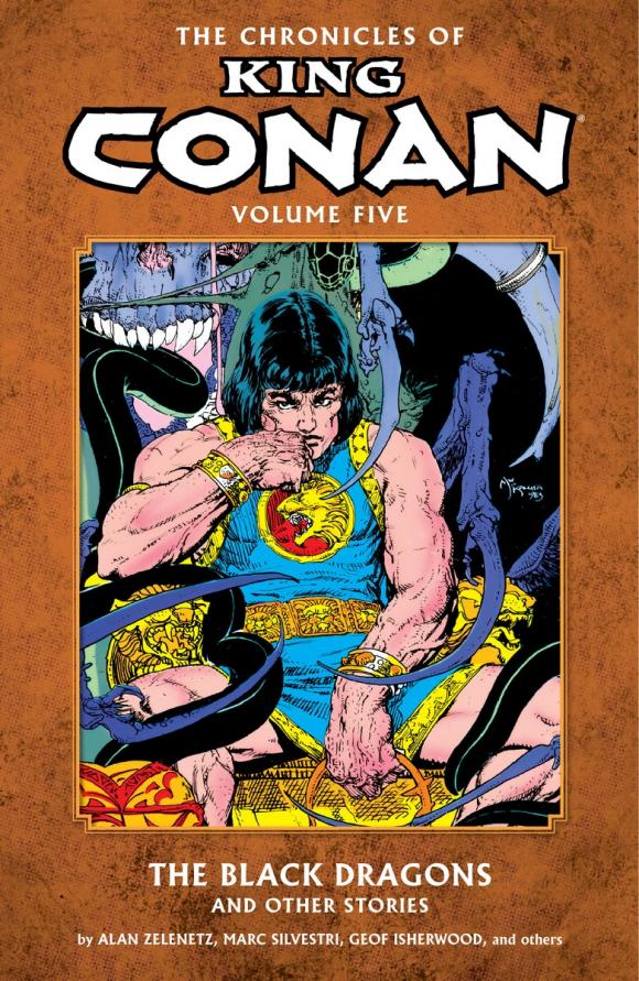 The Chronicles of King Conan Volume 5: The Black Dragons and Other Stories худи print bar марко поло