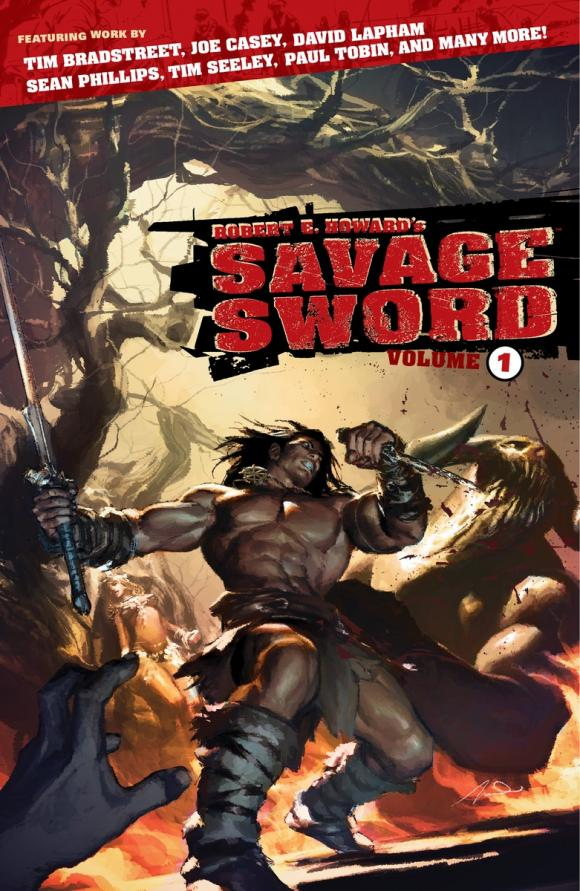 Robert E. Howard's Savage Sword Volume 1 327 helsinki