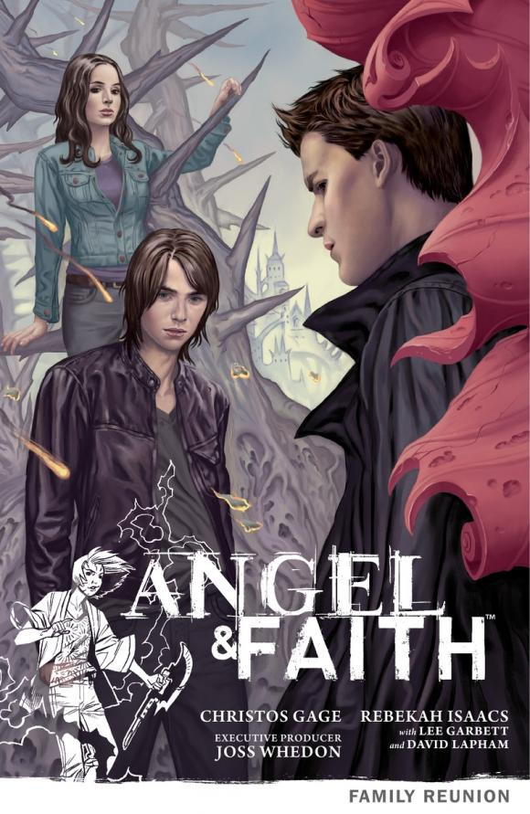Angel & Faith Volume 3: Family Reunion yunhee lee kara angel diary volume 2