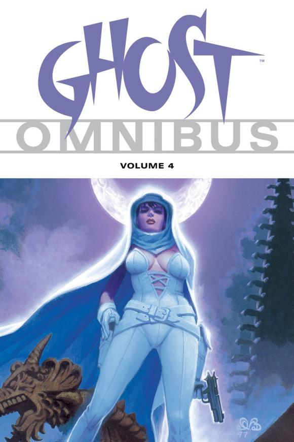 Ghost Omnibus Volume 4 nexus omnibus volume 4