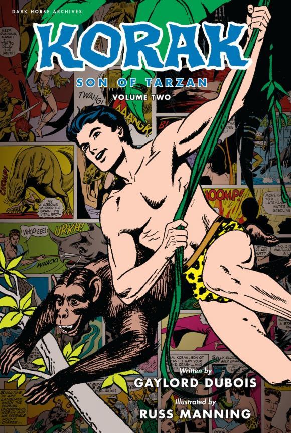 Korak, Son of Tarzan Archives Volume 2 nexus archives volume 9