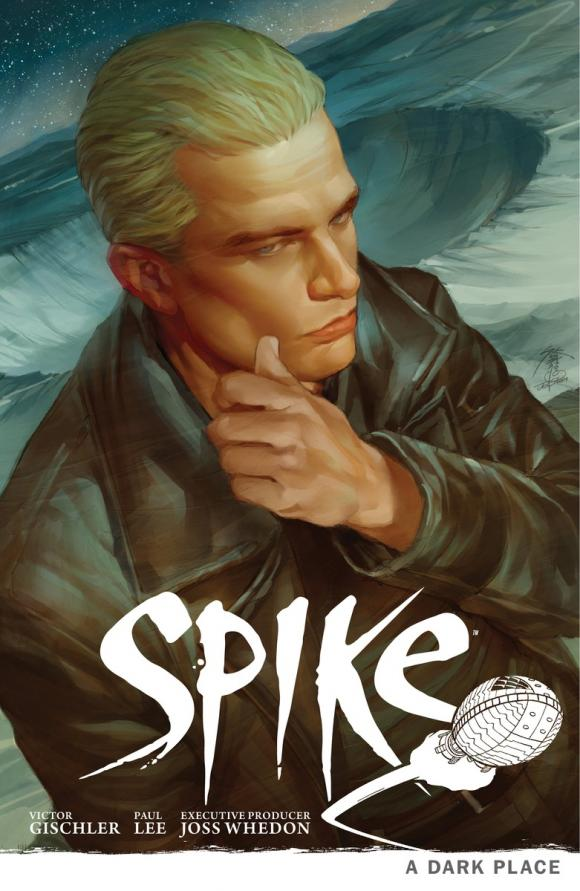 Buffy the Vampire Slayer: Spike - A Dark Place skull the slayer