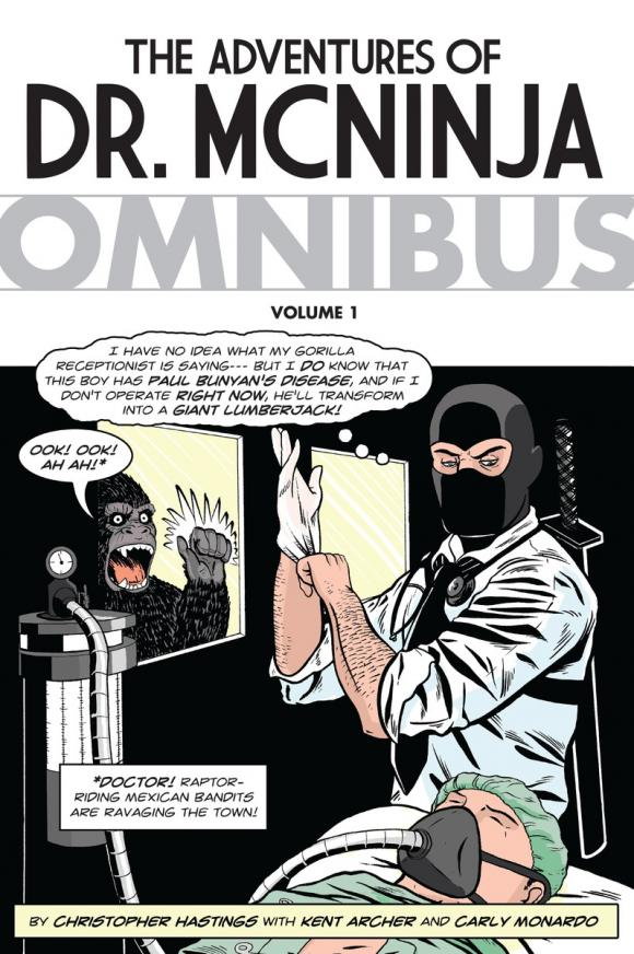 The Adventures of Dr. McNinja Omnibus dr javed abbas bangash and dr abdus sattar khan enrichment of vegetables with trace minerals