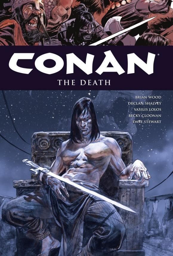 Conan Volume 14: The Death conan omnibus volume 1 birth of the legend