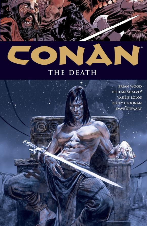 Conan Volume 14: The Death все цены