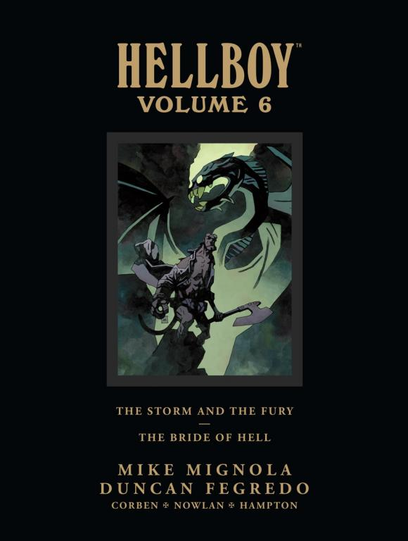 Hellboy Library Edition Volume 6 hellboy the art of hellboy