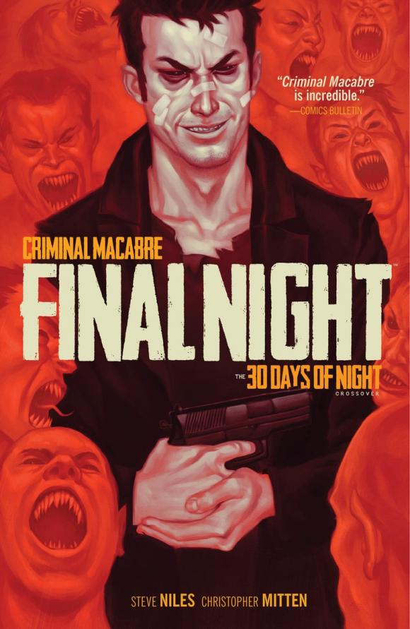 Criminal Macabre: Final Night: The 30 Days of Night Crossover criminal macabre omni v2