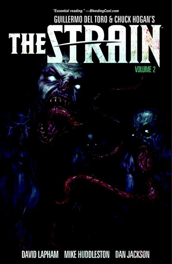 The Strain Volume 2 the goon library volume 2