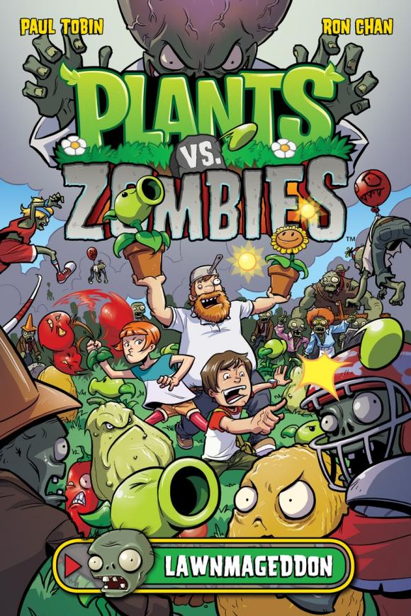 Plants vs Zombies: Volume 1: Lawnmageddon the zombies колин бланстоун род аргент the zombies featuring colin blunstone