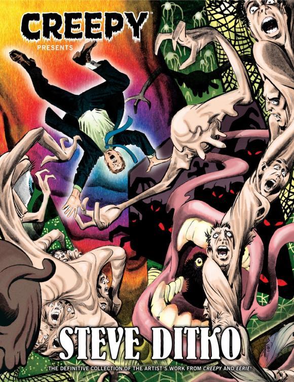 Creepy Presents Steve Ditko creepy comics volume 1