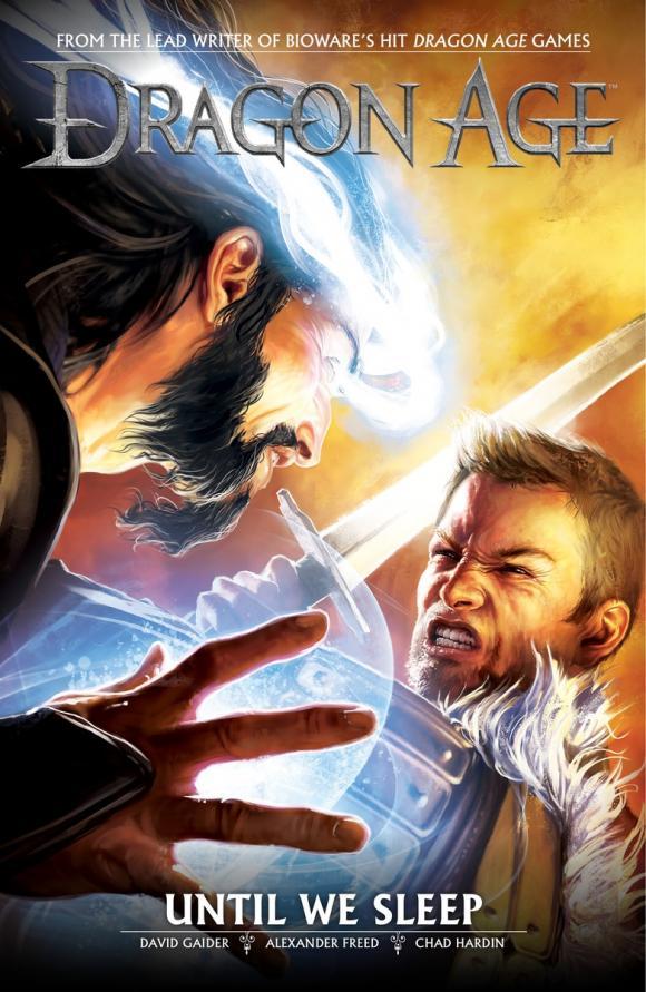 Dragon Age Volume 3: Until We Sleep gaider david dragon age volume 3