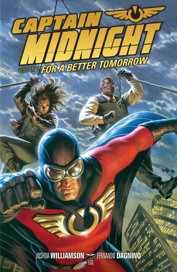Captain Midnight Volume 3 midnight dolls