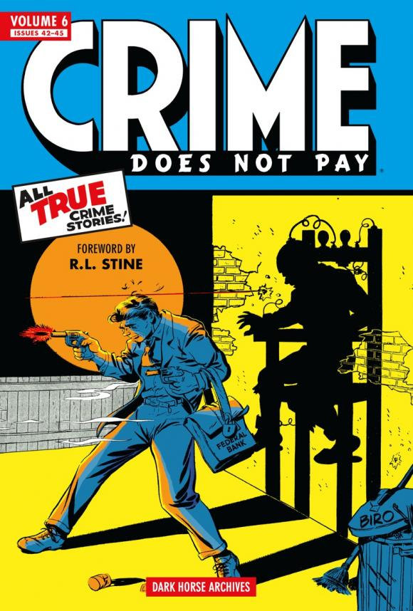 Crime Does Not Pay Archives Volume 6 nexus archives volume 10