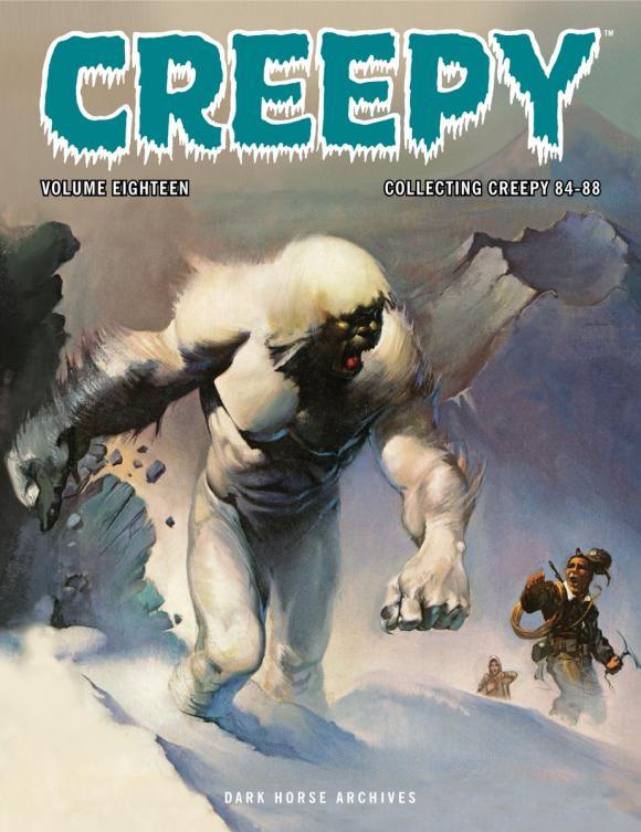 Creepy Archives Volume 18 creepy comics volume 2