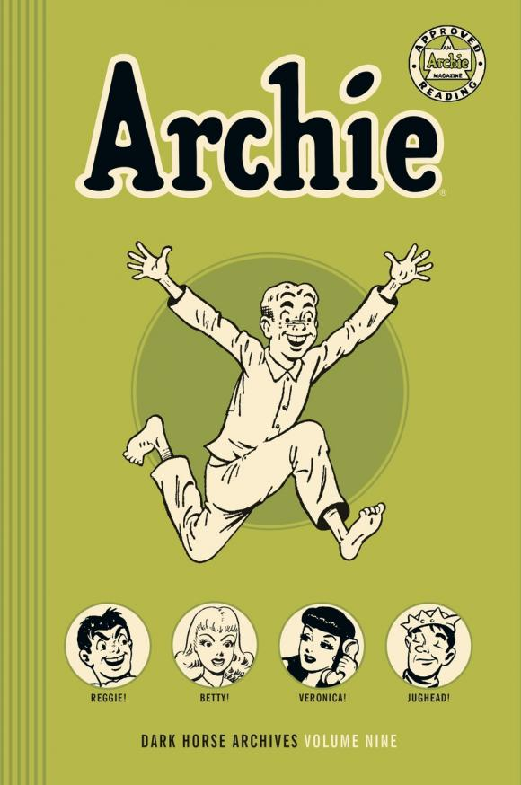 Archie Archives Volume 9 nexus archives volume 9