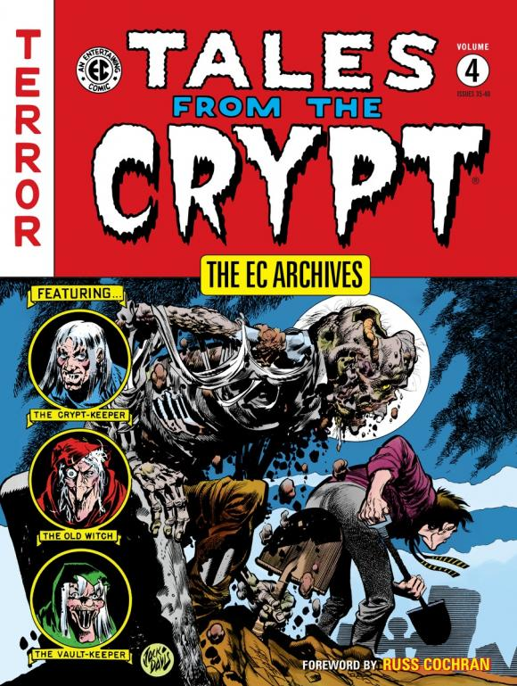 The EC Archives: Tales From the Crypt Volume 4 tales from the borderlands [ps4]