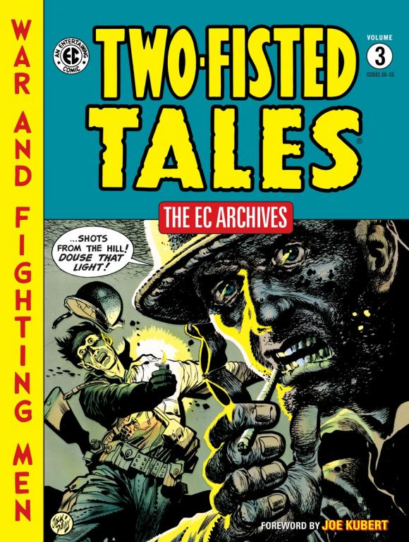 цена на The EC Archives: Two-Fisted Tales Volume 3