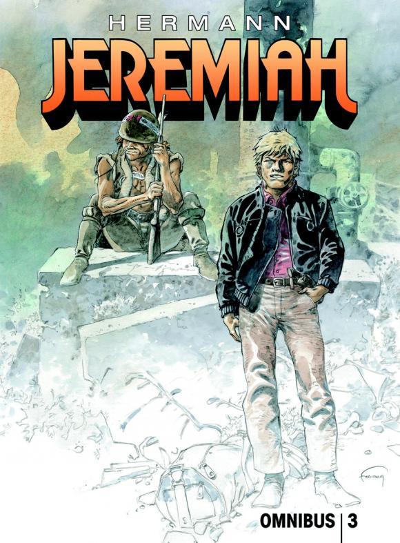 Jeremiah Omnibus Volume 3 nexus omnibus volume 3