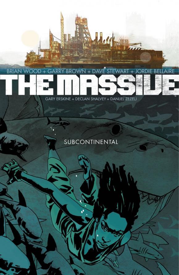 Massive Volume 2: The Subcontinental the goon library volume 2