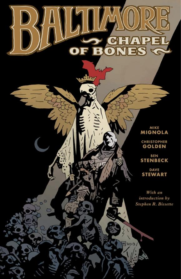Baltimore Volume 4: Chapel of Bones baltimore volume 6 the cult of the red king