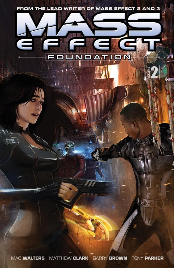 Mass Effect: Foundation Volume 2 mass effect volume 2 evolution
