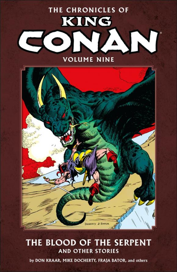 The Chronicles of King Conan Volume 9 sherlock chronicles