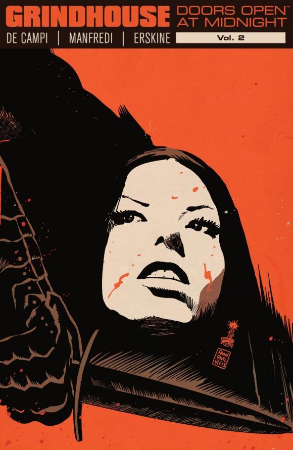 Grindhouse: Doors Open at Midnight Volume 2 batman detective comics volume 9 gordon at war
