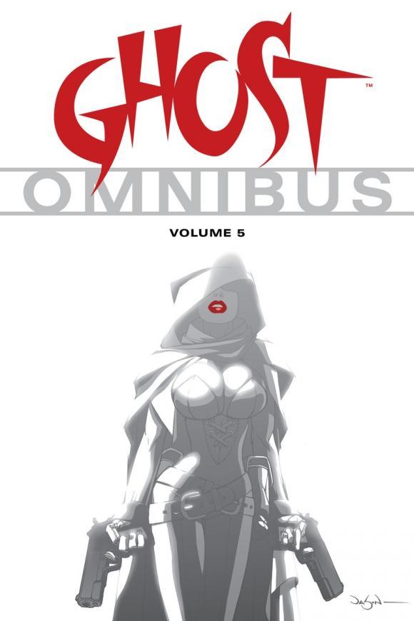 Ghost Omnibus Volume 5 nexus omnibus volume 3