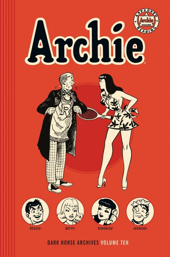 Archie Archives Volume 10 комплект роликов archie профиль 2м