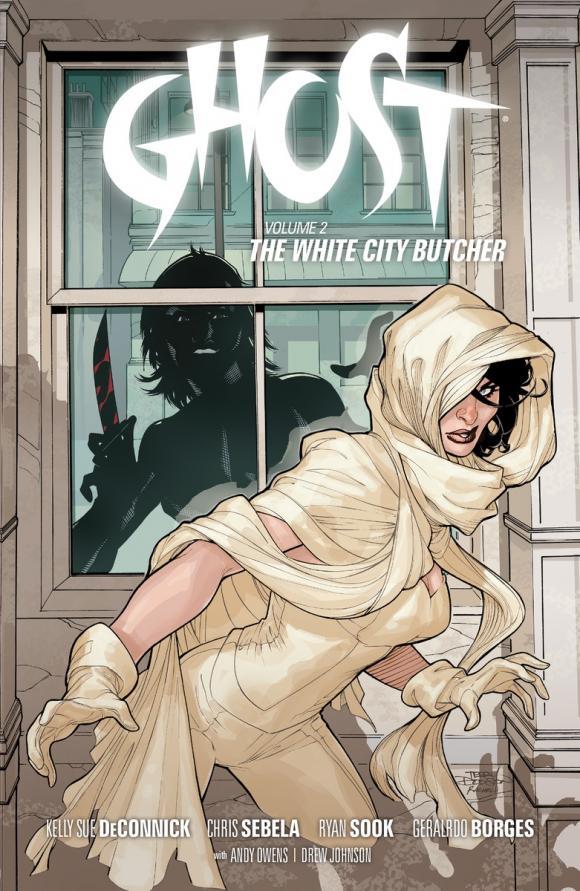 Ghost Volume 2 toby litt dead boy detectives volume 2 ghost snow