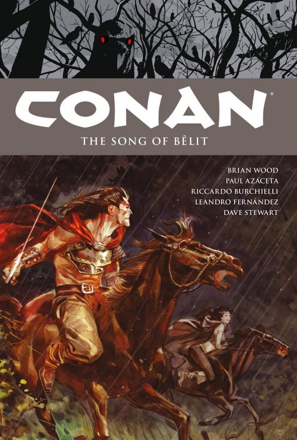 Conan Volume 16: The Song of Belit knights of sidonia volume 6