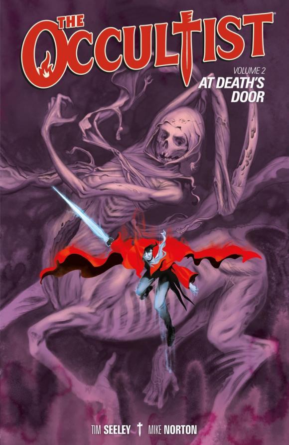 The Occultist Volume 2: At Deaths Door batman detective comics volume 9 gordon at war