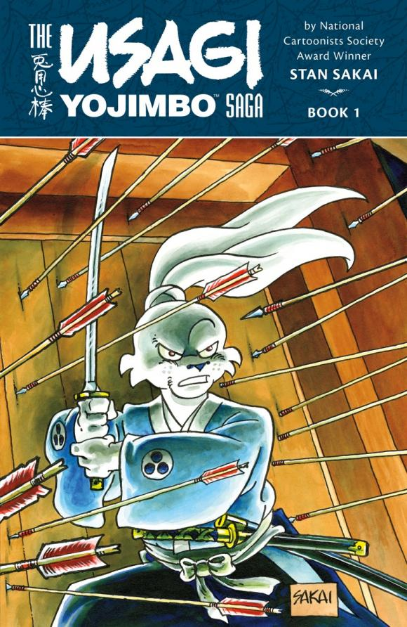 Usagi Yojimbo Saga Volume 1 usagi yojimbo volume 31 the hell screen