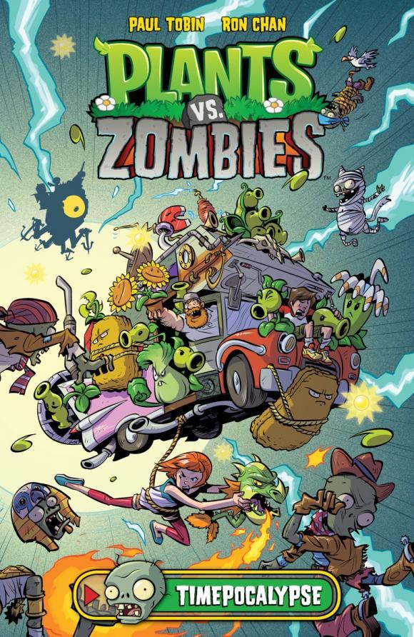 Plants vs Zombies: Volume 2: Timepocalypse