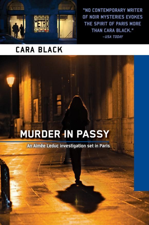 Murder in Passy murder in plain english