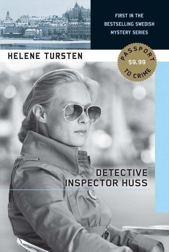 Detective Inspector Huss detective cross