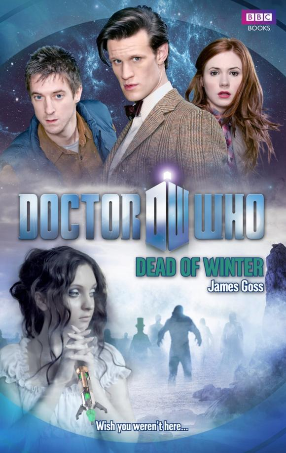 Doctor Who: Dead of Winter magrs paul doctor who hornets nest 5 hive of horror