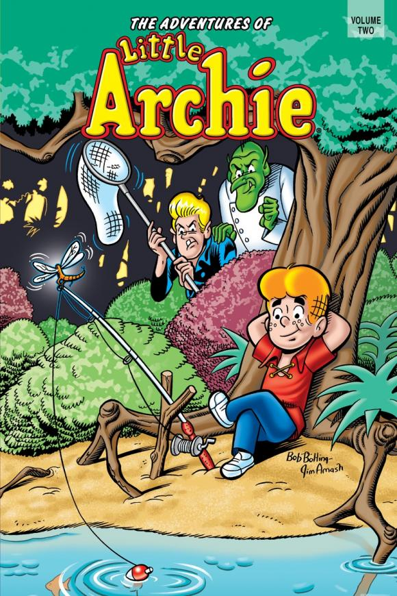 The Adventures of Little Archie Vol.2 the batman adventures volume 2