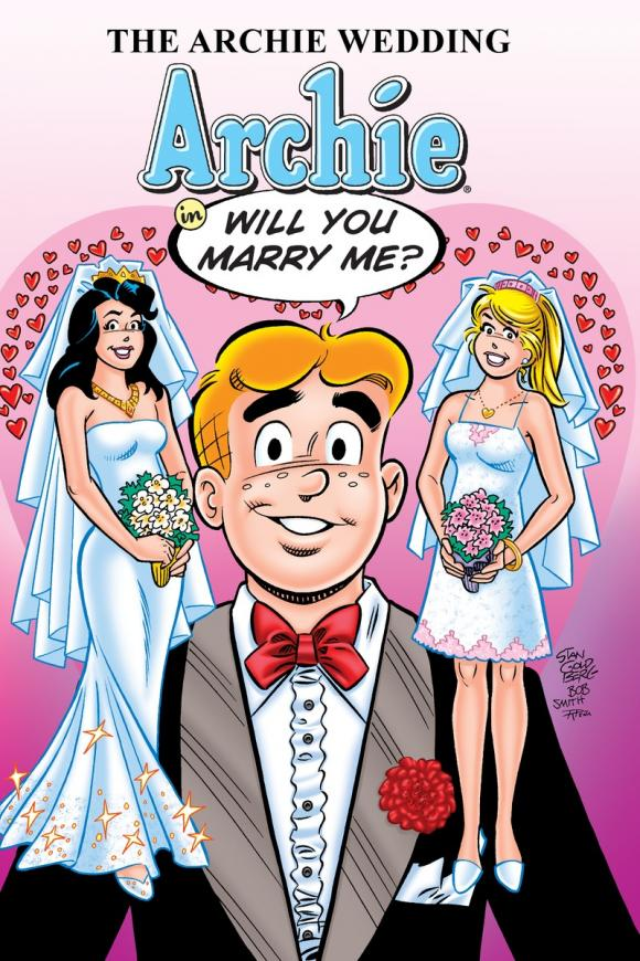 The Archie Wedding: Archie in Will You Marry Me? сызранова в е ред me to you мишкина книжка