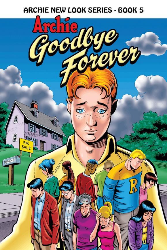 Archie: Goodbye Forever never say goodbye